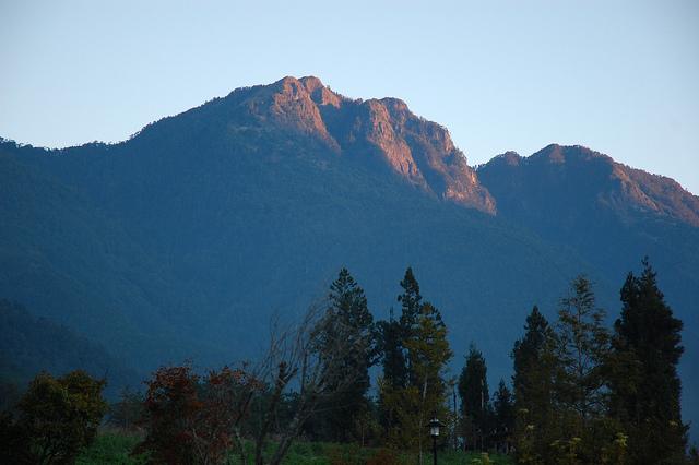 таошань, горы тайваня, taoshan, taiwan