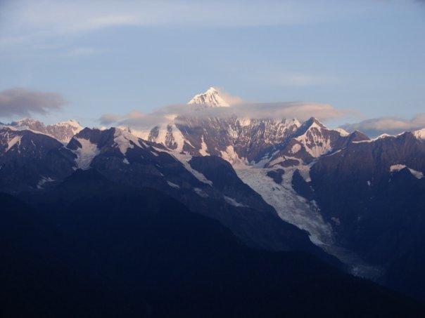 гора Кавагебо