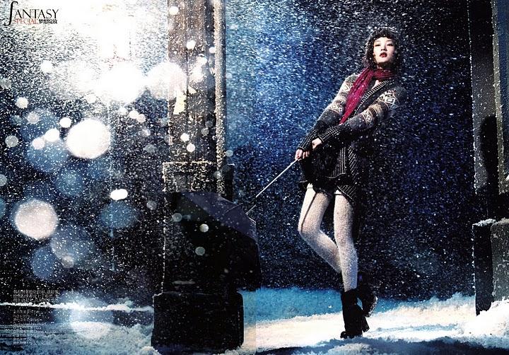 Du Juan - Vogue China December 2010 - 7
