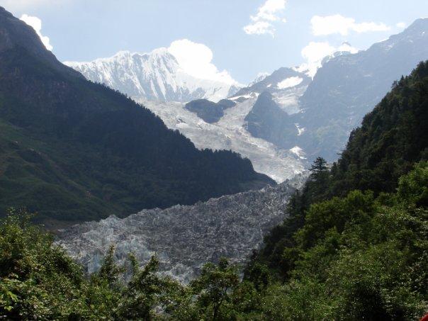 ледник Мин-юн