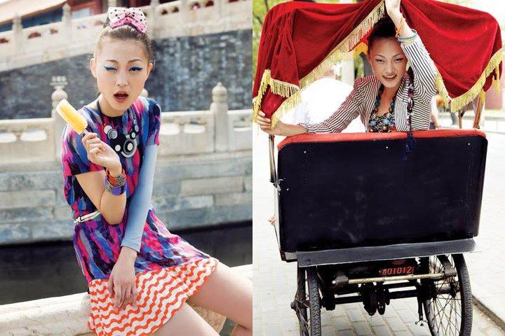 китайские модели, Zhang Xu Chao