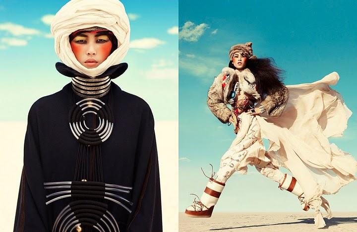 Liu Wen, китайские модели,