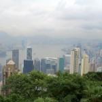 остров Гонконг, полуостров Коулун