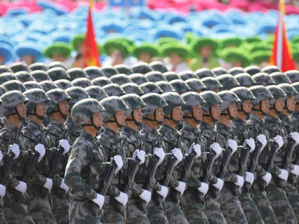 chinese power, армия кнр, армия китая, китайская мощь