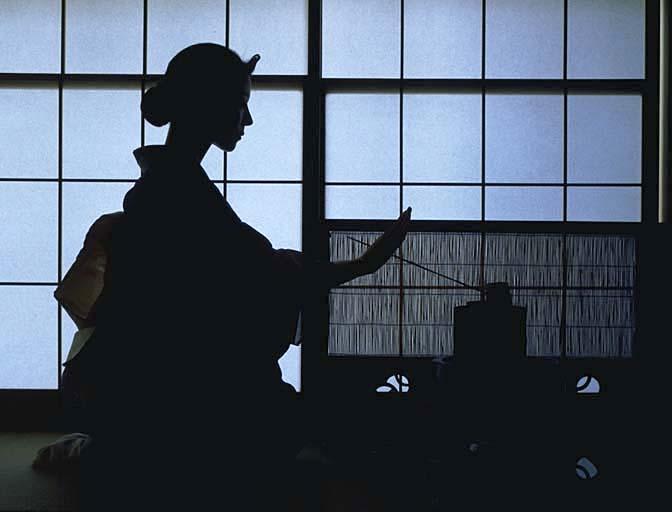 История японской чайной церемонии (часть III)