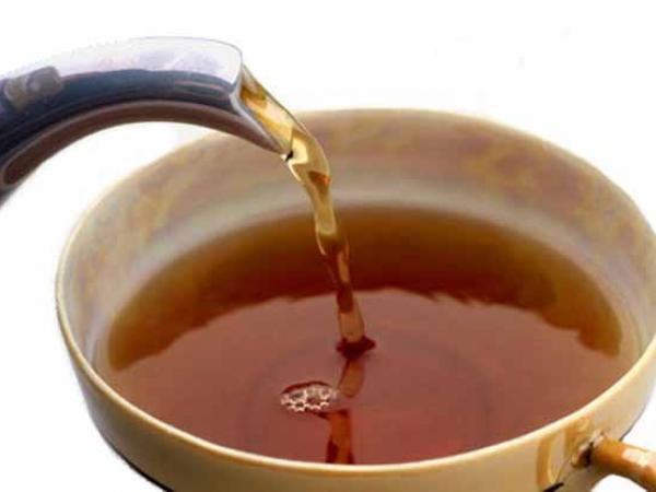 Жителей Рязани напоили чаем
