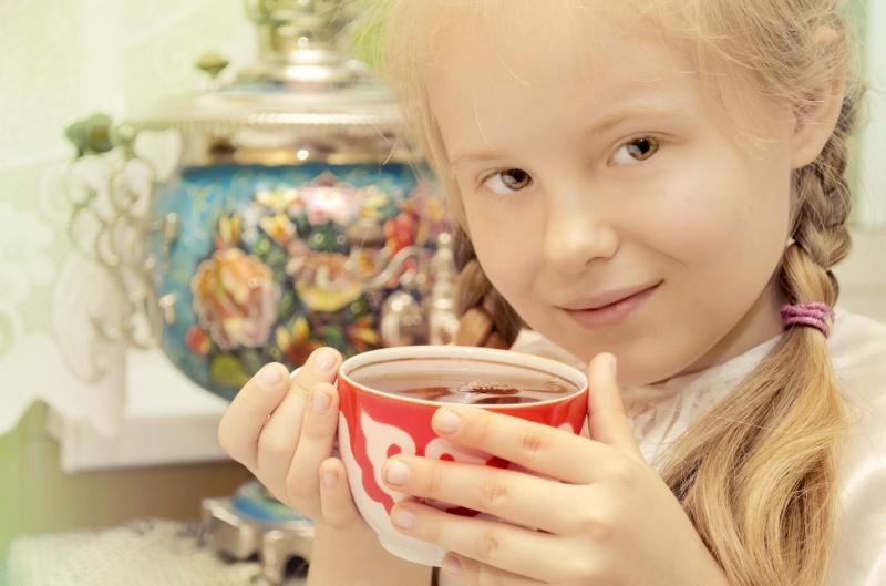 Стартовал фото конкурс «Традиции русского чаепития»