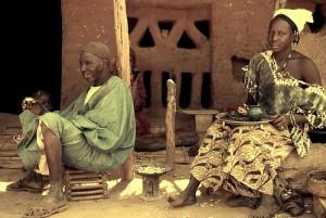 Чайная церемония в Мали