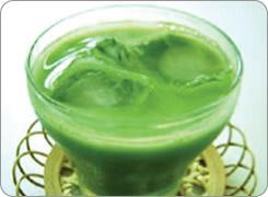 Со вкусом зеленого чая…