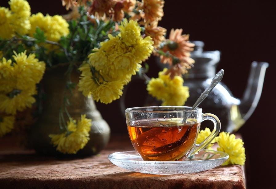 Кто больше любит чай?