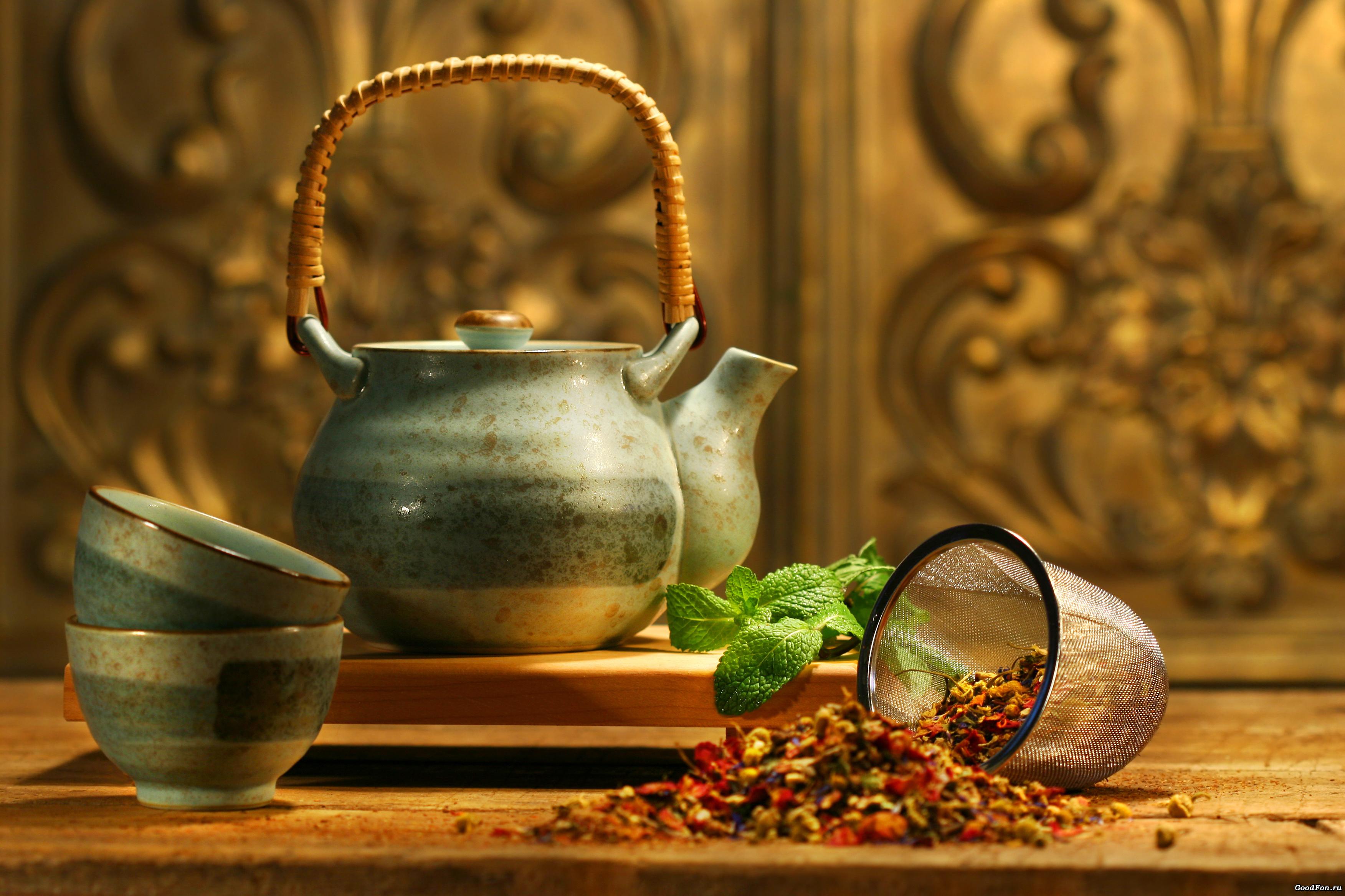 Какие бывают разновидности чая