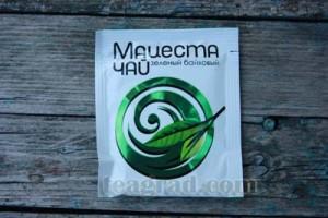 Мацестинский зелёный чай в пакетиках