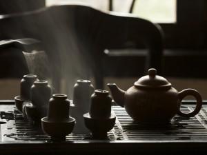Посуда и аксессуары для китайской чайной церемонии