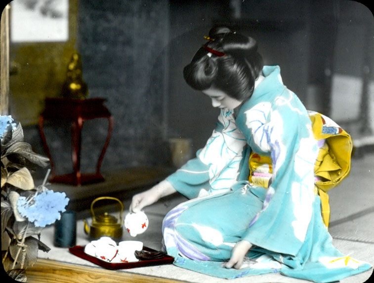 Ритуалы и церемонии с использованием чая