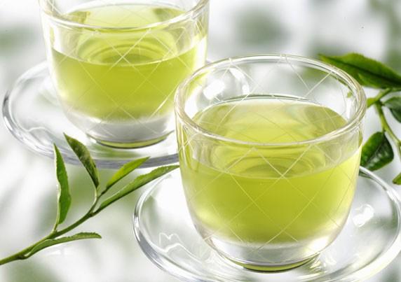 Изготовление чая. Зеленый чай
