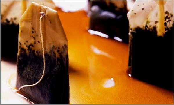 Что можно смастерить из чайных пакетиков и фантиков?