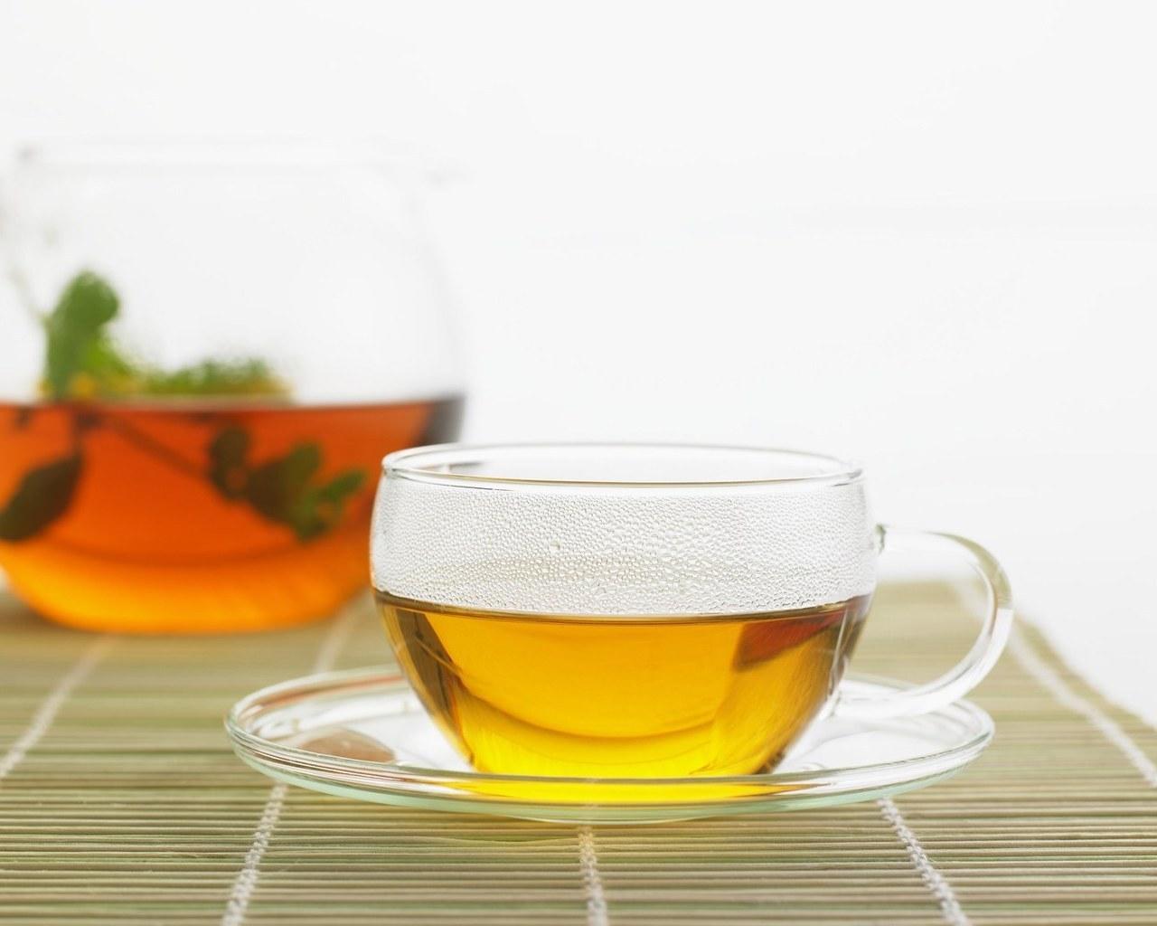 Чай убивает золотистый стафилококк