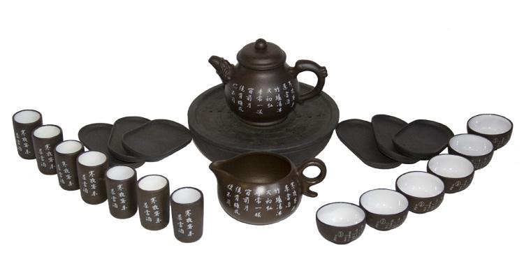 Подбор посуды для чайной церемонии