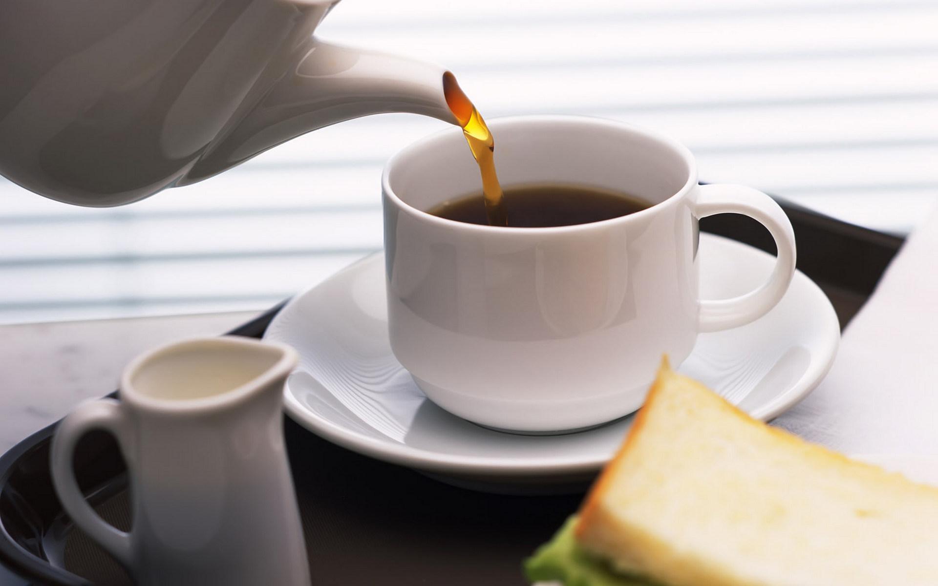 Экологи выбирают чай