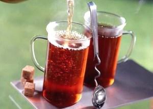 Черный чай позволит снизить вес