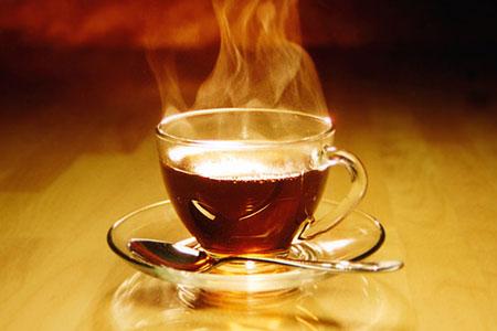 Чайная история