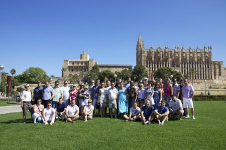 Очередная конференция дистрибьюторов ГЧК «Сапсан» состоялась в Испании