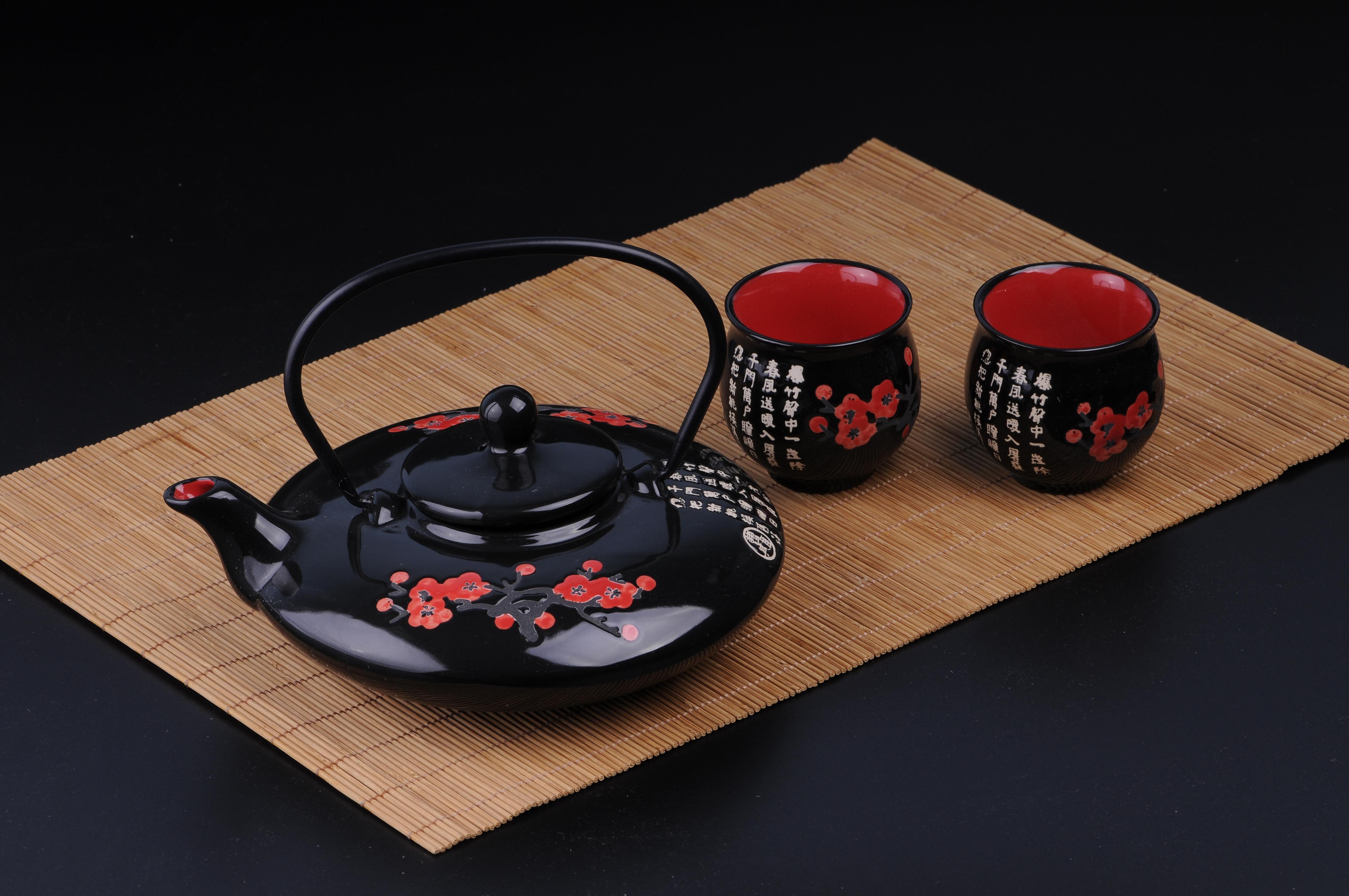 Подбираем посуду для чайной церемонии