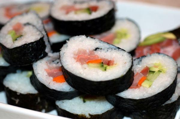 Кто из нас не любит японскую еду под таинственным названием суши
