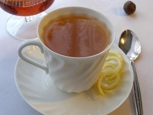 Восстановление сил с помощью чая