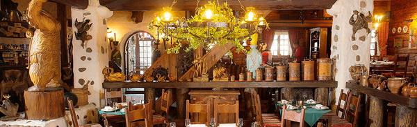 Чайные дегустации в ресторане «Царская охота»