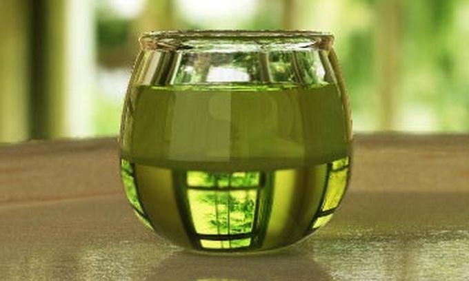 Лучшая защита от гриппа зелёный чай