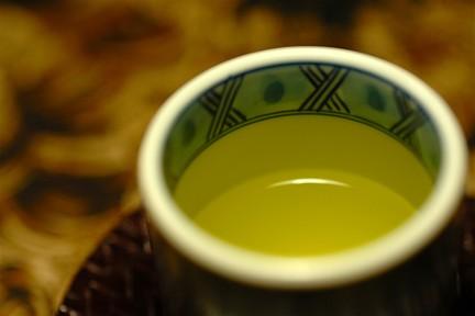 Зеленый чай. Насколько он полезен