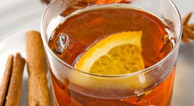 Самый популярный напиток — чай