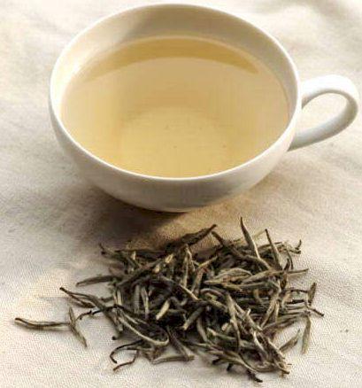 Белый чай: нежность вкуса
