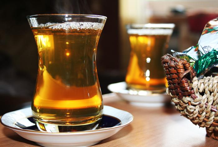 Стать мировым брендом может турецкий органический чай
