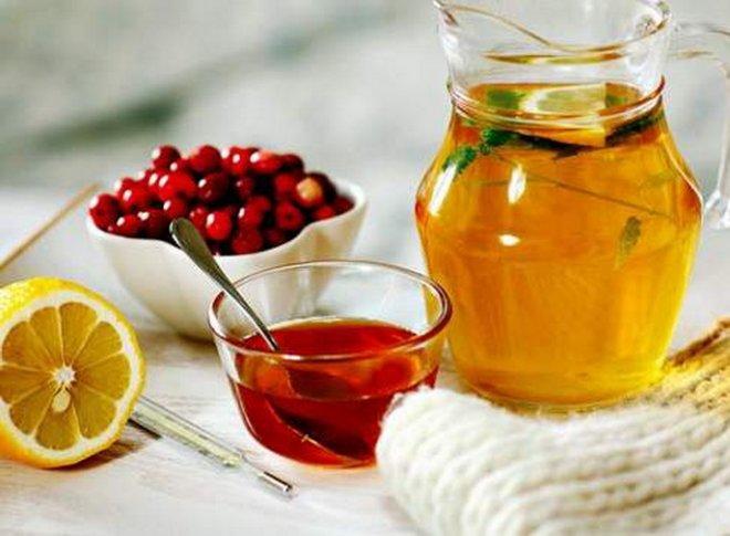 Какой чай поможет от простуды?