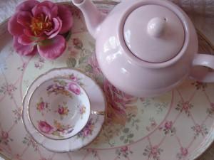 Как подобрать скатерть для чаепития
