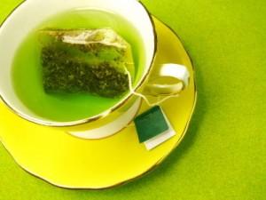 Ещё раз о пользе зелёного чая