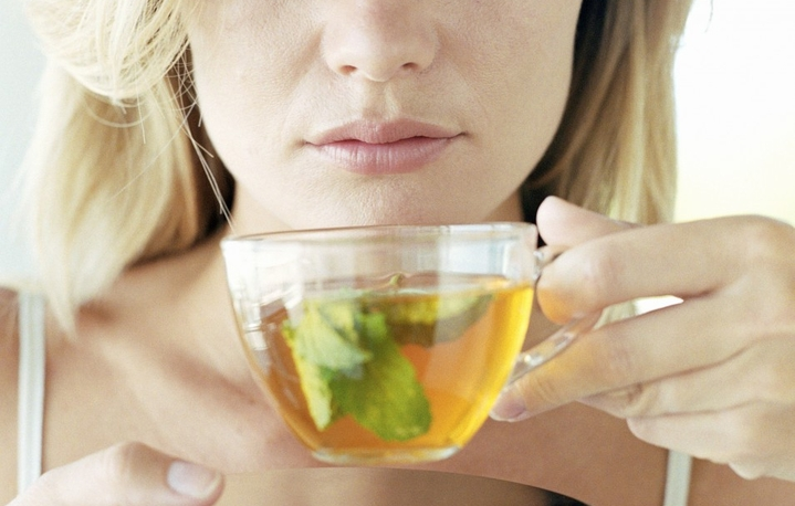 Польза зеленого чая для зубов