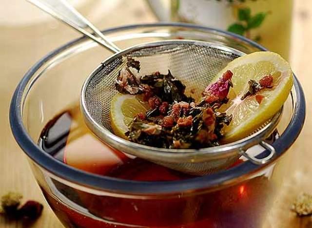 Травяной чай для детей
