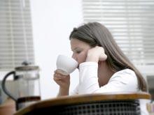 Кофеин в чае влияет на уровень эстрогена у женщин