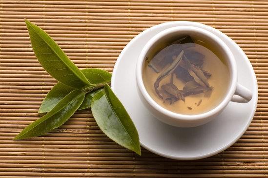 Зелёный чай защитит от вредного излучения