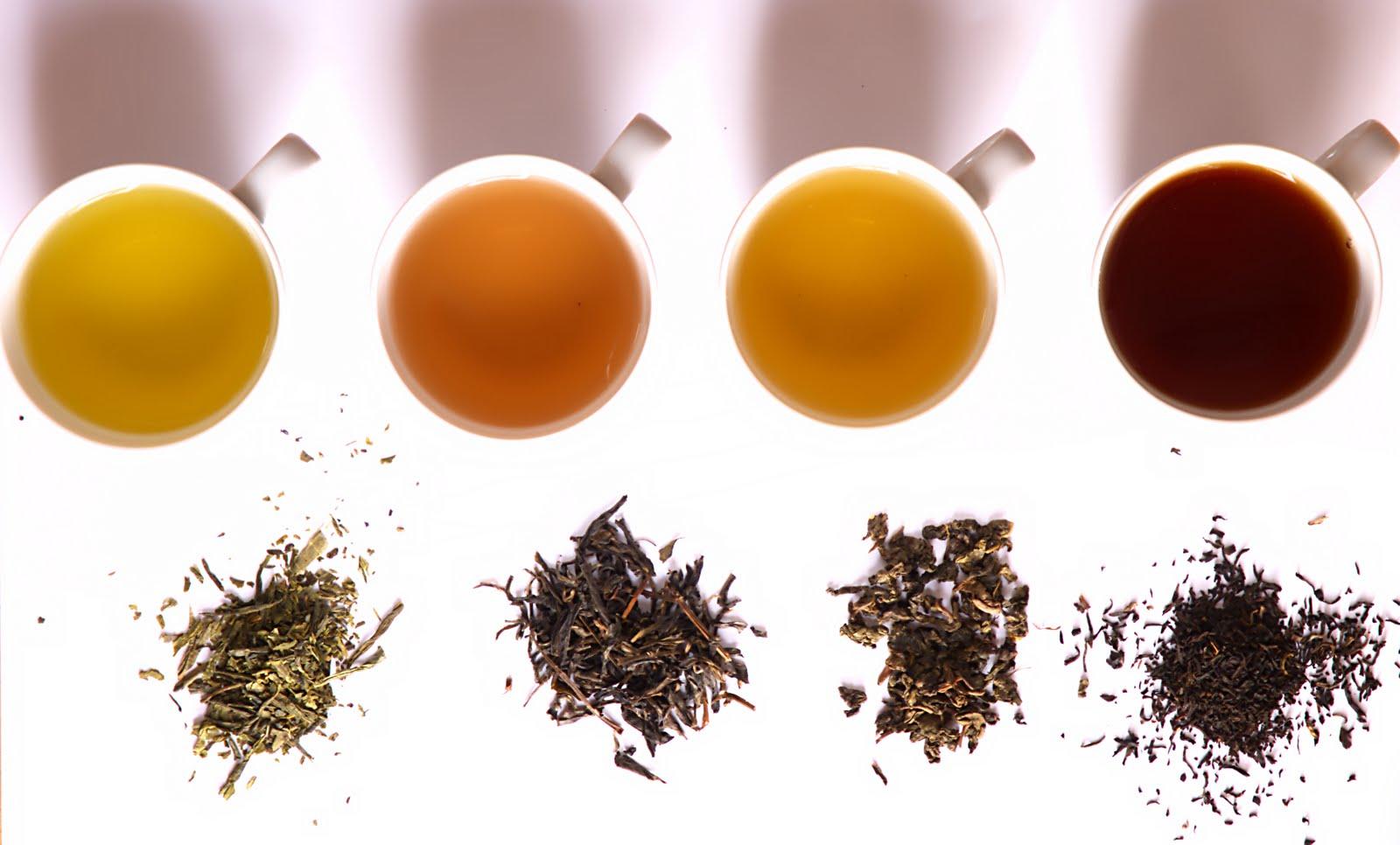 Всякий чай полезен для здоровья