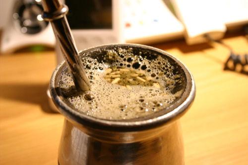 Рак кишечника победит чай мате