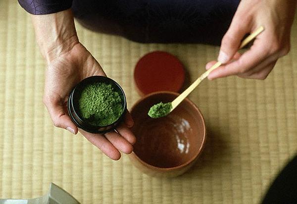 Зелёный чай поможет увеличить грудь