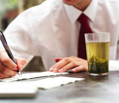 Чаепития благотворно влияют на эффективность работы