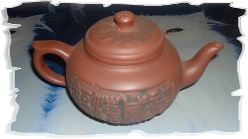 Посуда для чая — Иссинская глина