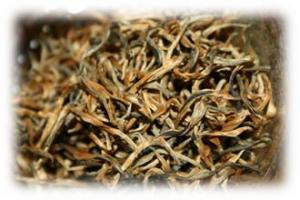 Красный чай из Китая, высококачественный Дянь Хун