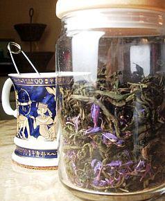 Что такое копорский чай?