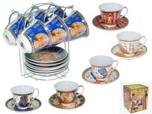 Какая посуда предпочтительна для чая